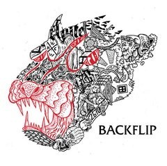 BACKFLIP - same - CD - Importado!
