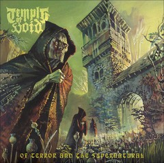 TEMPLE OF VOID - Of terror and the supernatural - CD