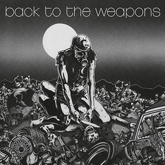 LIVING DEATH – back to the weapons – LP