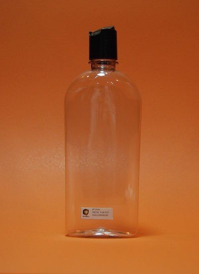 BOTELLA OVAL 500 ML R-28 PCO