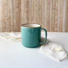 Taza Soft Green