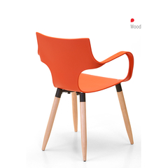 Silla Jim Wood EFVO 8467 - Cloel Muebles