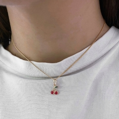 CHERRY SUCKER CHOKER