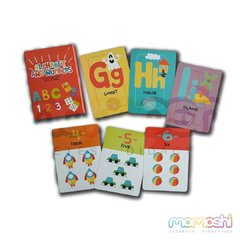 Cartas Educards Alphabet