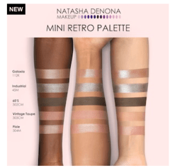 PREVENTA *ND- Mini Retro Eyeshadow Palette en internet
