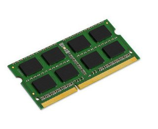 Memória Kingston 4GB 1333MHz SODIMM Single Rank (KTD-L3B/4G T)