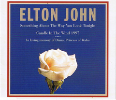 Elton John - Someting about the way... / Candle in the wind