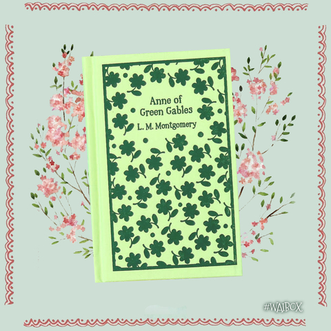 Caja Deluxe ANNE OF GREEN GABLES - comprar online
