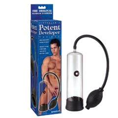Bomba de vacío para pene - Potent Developer for Men Pump