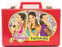 Valija Juliana Grande Tatuajes Original Tv