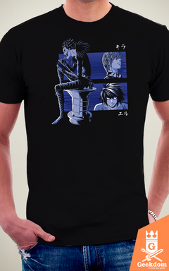 Camiseta Death Note - O Jogo - by Ddjvigo na internet
