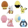 Figura Pokemon Huevos Vol.2 Takara Tomy Arts