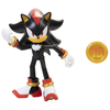 Figura Sonic The Hedgehog Articulada Shadow + Super Ring Jakks