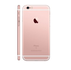 "iPhone 6s Apple com 16GB e Tela 4,7"" HD com 3D Touch, iOS 9, Sensor Touch ID, Câmera iSight 12MP, Wi-Fi, 4G, GPS, Bluetooth ROSA na internet"
