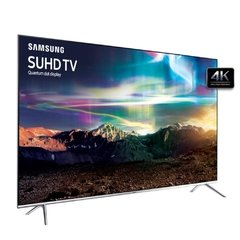 "Smart TV LED 49"" Samsung UN49KS7000 4K SUHD HDR com Wi-Fi 3 USB 4 HDMI Pontos Quânticos"