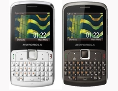 Celular Desbloqueado Motorola EX112 Motokey c/ Câmera 3MP, QWERTY, Rádio FM, MP3 Player,BLUETOOTH na internet
