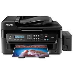 impressora Multifuncional  Epson EcoTank L555 Wireless, Copiadora e Scanner