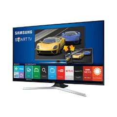 "Smart TV 3D LED 48"" Full HD Samsung 48J6400 com Connect Share Movie, Screen Mirroring, Quad Core, Wi-Fi e 2 Óculos 3D - comprar online"