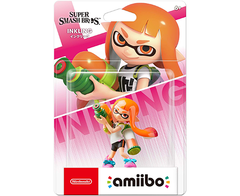 Amiibo Super Smash Bros. - Inkling Girl