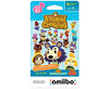 Amiibo Cards Animal Crossing - Series 3 - PACK de 6 Unidades