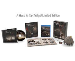 A Rose in the Twilight - Limited Edition - PS VITA