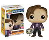Funko POP Doctor Who: Eleventh Doctor with Cyberman Head - Dr Who