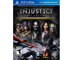 Injustice: Gods Among Us Ultimate Edition - PlayStation Vita