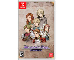 Mercenaries Saga Chronicles - Nintendo Switch