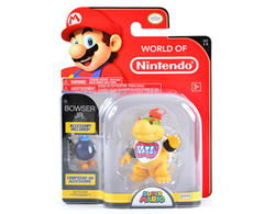 World of Nintendo - 4 inch - Bowser Jr