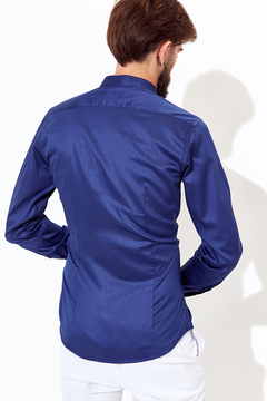 Camisa Ray Blue - Britches