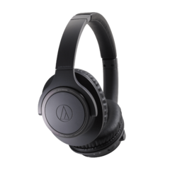AUDIO TECHNICA ATH-SR30BTBK Auriculares Over Ear -  urbanos con Bluetooth