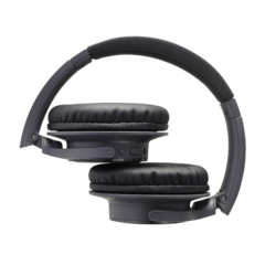 AUDIO TECHNICA ATH-SR30BTBK Auriculares Over Ear -  urbanos con Bluetooth - Lead Music
