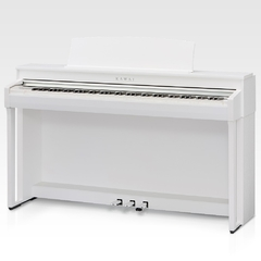 KAWAI CN39 Piano Digital, White - Blanco