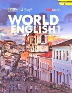 WORLD ENGLISH - 2nd EDITION - COMBO SPLIT 1B WITH ONLINE WORKBOOK