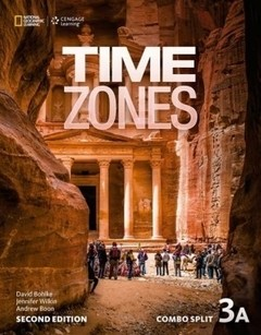 Time Zones 3A - Student Book - Second Edition