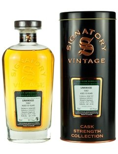 Whisky Linkwood 1997 19 Años Signatory Cask Strength 57,1%abv