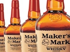 Whiskey Bourbon Makers Mark, Botellón de litro! - comprar online