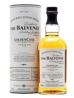 Whisky The Balvenie Golden Cask 14 Años 700ml. En Estuche.