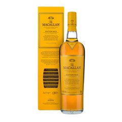 Whisky Single Malt The Macallan Edition N°3 Origen Escocia.