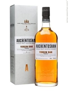 Whisky Single Malt Auchentoshan Virgin Oak Edición Limitada. - comprar online