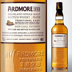 Whisky Single Malt The Ardmore Traditional Cask 700ml. - comprar online