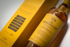 Whisky Single Malt The Macallan Edition N°3 Origen Escocia. - Todo Whisky