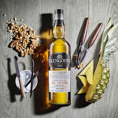 Whisky Single Malt Glengoyne 15 Años 700ml En Estuche. - comprar online