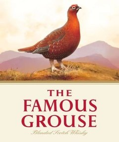 Whisky The Famous Grouse 12 Años Gold Reserve Origen Escocia. - comprar online