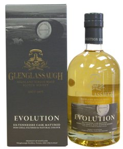 Whisky Single Malt Glenglassaugh Evolution 700ml En Estuche. - comprar online