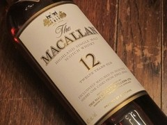 Whisky Single Malt The Macallan 12 Años Sherry Cask. en internet