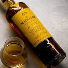 Whisky Single Malt The Macallan Edition N°3 Origen Escocia. en internet