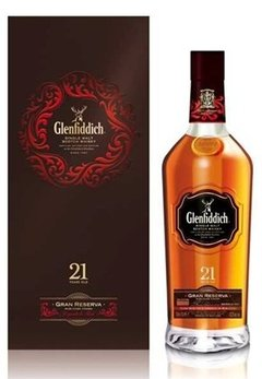 Whisky Single Malt Glenfiddich 21 Años Gran Reserva.