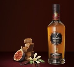 Whisky Single Malt Glenfiddich 21 Años Gran Reserva. en internet