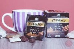 Te Twinings  Indian Chai  Té Ingles Caja X 25 Saquitos. - comprar online